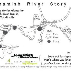 Sammamish River Story Line